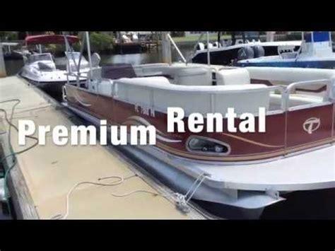 boat rentals naples fl 34104 premium pontoon rosemary brookside marina boat rentals
