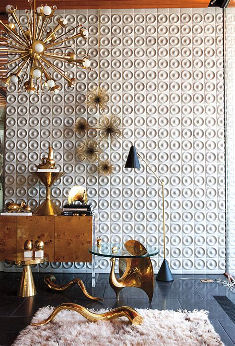 brass is back 12 brass decor pieces to in 2013