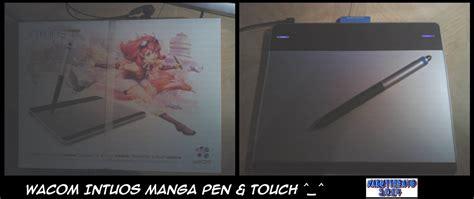 tutorial wacom intuos manga wacom intuos manga pen touch by naruttebayo67 on deviantart