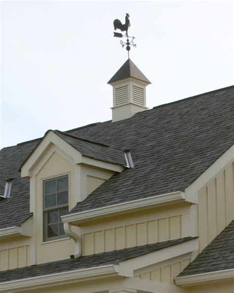 What Is A Roof Coppola New Farmhouse Traditional Exterior Columbus By
