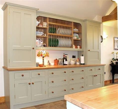 kitchen dresser unit with open top shelves 17 best images about plate rack on traditional