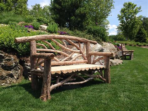 wood tree bench 2015 blog photo updates romancing the woods