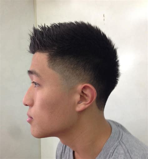 Faux Cut Hairstyle by Faux Hawk Haircuts For In 2016 Mens Craze