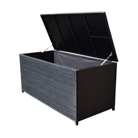 storage bin dresser style 4 black 64 x 30 x 30 large wicker storage box