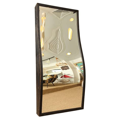 Quot Fun House Quot Mirror At 1stdibs