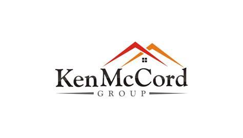design a group logo real estate logo design for ken mccord group by mikka