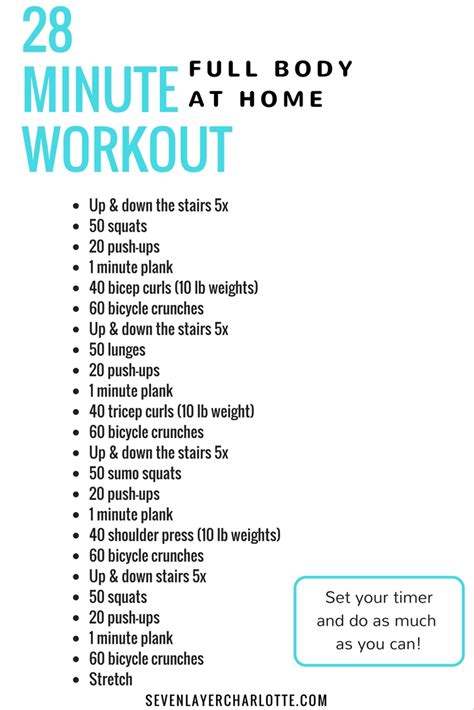 a beginners guide to at home workouts pictures photos and images for facebook tumblr 28 minute at home workout and postpartum update