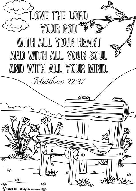 printable coloring pages pdf 15 printable bible verse coloring pages verses bible