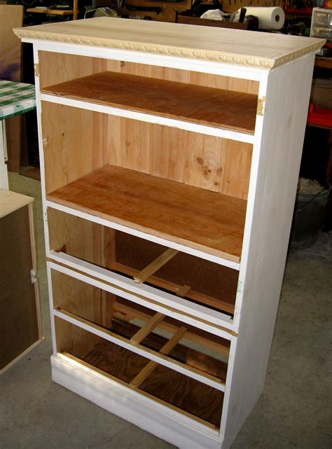 wood stereo cabinet plans plans   fineivc
