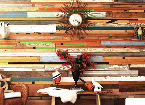 2 clever modern rustic upcycled designs my warehouse home hand made reclaimed wood wall installations by r r