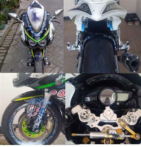 Lu Hid Buat Motor Revo oto trendz modifikasi motor