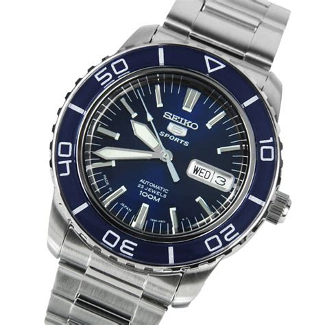 Seiko 5 Automatic Diver Watches SNZH53J1 SNZH53