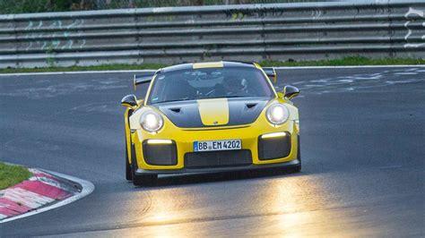 Porsche Nurburgring by Porsche 911 Gt2 Rs N 252 Rburgring Rekoru Kırdı Otopark