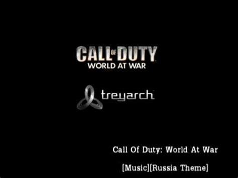 theme music world at war call of duty world at war song russian theme