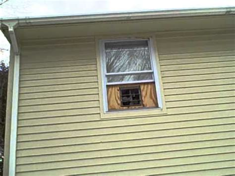 how to install exhaust fan in window exhaust fan running in window
