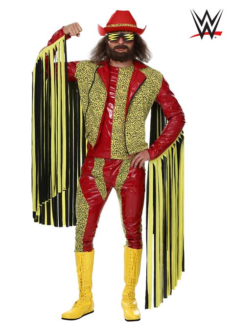 Dress Roster randy savage costume