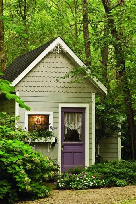 Garden Shed Names by 15 Whimsical Charming Gardens Shed Designs The In