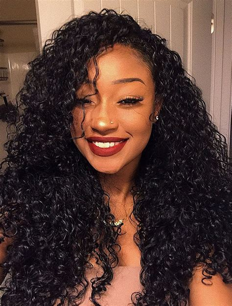 Sew In Hairstyles Gallery by Stunning Curly Sew In Hairstyles Gallery Styles Ideas