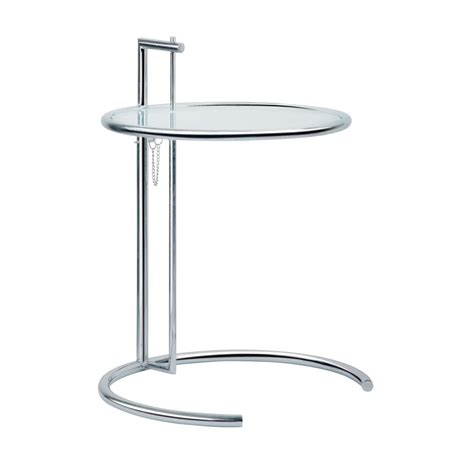 eileen grey adjustable table replica eileen gray adjustable side table