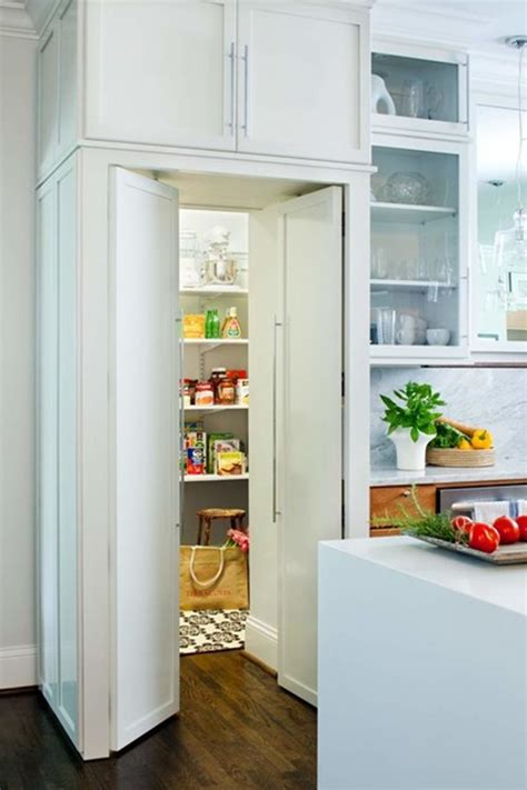 Walk In Cabinet Design by 50 Awesome Kitchen Pantry Design Ideas Top Home Designs