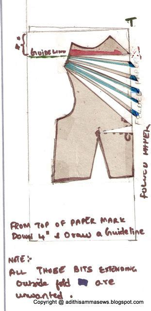 blouse with cowl neck sewing pattern 4234 made to 1000 images about t shirt hacks on pinterest sewing