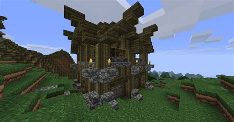 Minecraft House Blueprints Plans small medieval house minecraft project