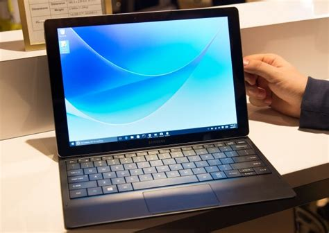 Samsung Tablet Galaxy 4 1601 by Galaxy Tabpro S Im On Samsung Stellt Edles Windows