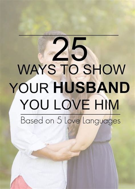 Ways To Show You Are Interested In Him Without Being Clingy by 25 Ways To Show Your Husband You Him Based On 5