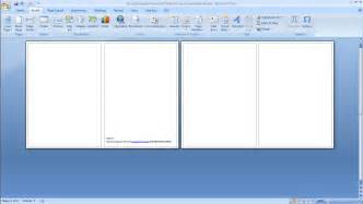 microsoft word card template blank microsoft word card template