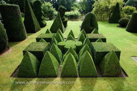 Dog Topiaries - annie green armytage garden photographer s association
