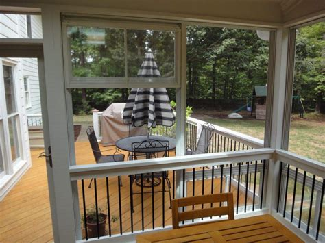 Three Season Porches by Eze Breeze Windows Raleigh From Raleigh Sunrooms Three