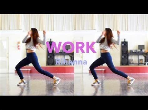 tutorial dance rihanna rihanna work ft drake dance tutorial funnydog tv