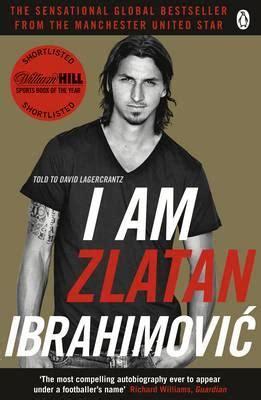 libro i am zlatan ibrahimovic i am zlatan ibrahimovic