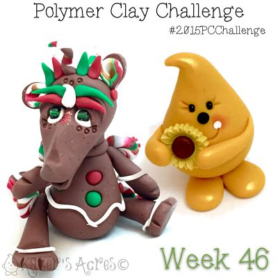 polymer clay challenge guide katersacres 2015 polymer clay challenge week 46