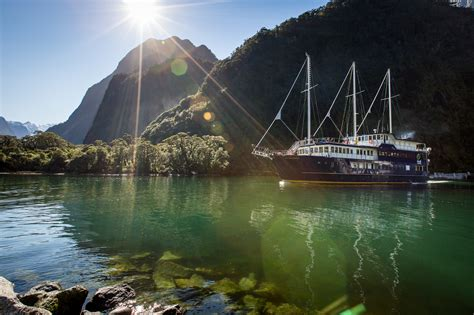 Bed Style by Milford Mariner Milford Sound Overnight Cruises Real