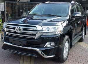 Toyota Land Cruiser V8 Toyota Land Cruiser V8 Dubai 2016 Diesel Black Quezon City