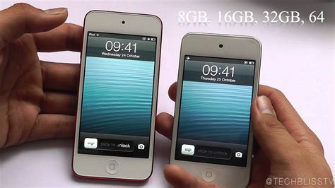 ipod touch 5th generation with ipod touch 5th generation review and comparison with 4th
