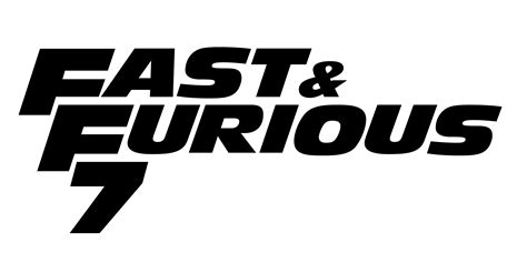 fast and furious font file furious 7 logo png wikimedia commons
