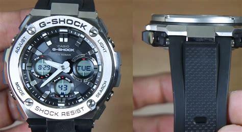 Jam Tangan Casio G Shock Gst8600 4 casio g shock g steel gst s110 1a indowatch co id