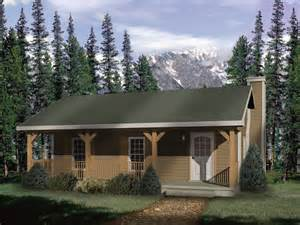 Country Cabin Floor Plans Woodbriar Rustic Country Cabin Plan 058d 0136 House