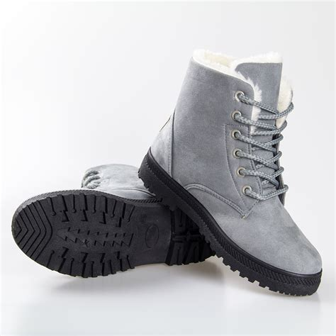 stylish snow boots for fashion fur snow winter boots boots heels 2016
