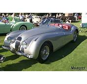 Picture Of 1953 Jaguar XK 120