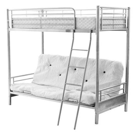 futon bunk bed frame venice futon bunk bed