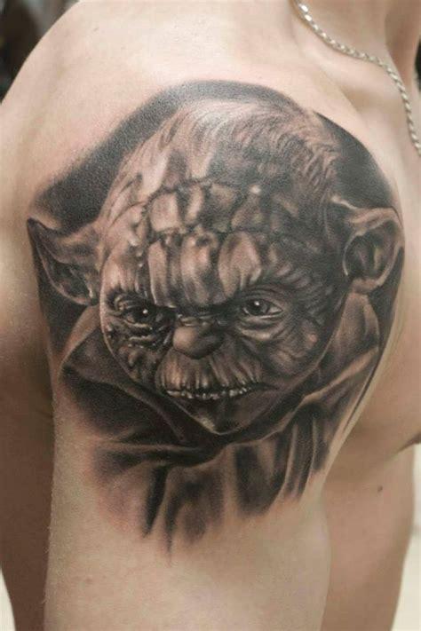 tatouage yoda tattoome le meilleur du tatouage