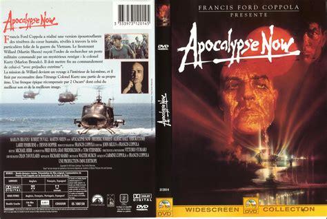 jaquette dvd de apocalypse now cin 233 ma