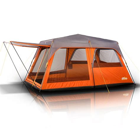 Instant Cabin Tent by Cvalley 9 Person Instant Cabin Tent 14 Quot L X 9 W X 6 6