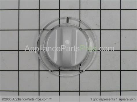 Frigidaire Gallery Dryer Knob Replacement by Frigidaire 131810500 Knob Timer Gallery