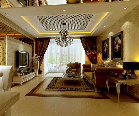 Luxury Homes Interiors New Home Designs Luxury Homes Interior Decoration Living Room Designs Ideas