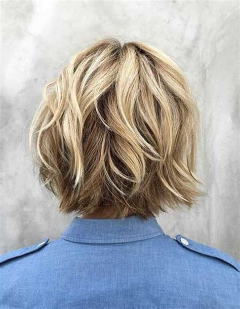 choppy layered bob back 15 short choppy bob bob hairstyles 2017 short