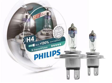 Lu Philips Xtreme Vision l 226 mpada xtreme vision h4 130 mais ilumina 231 227 o philips 3700k